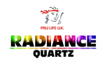 Pru Life UK | Red Radiance Quartz