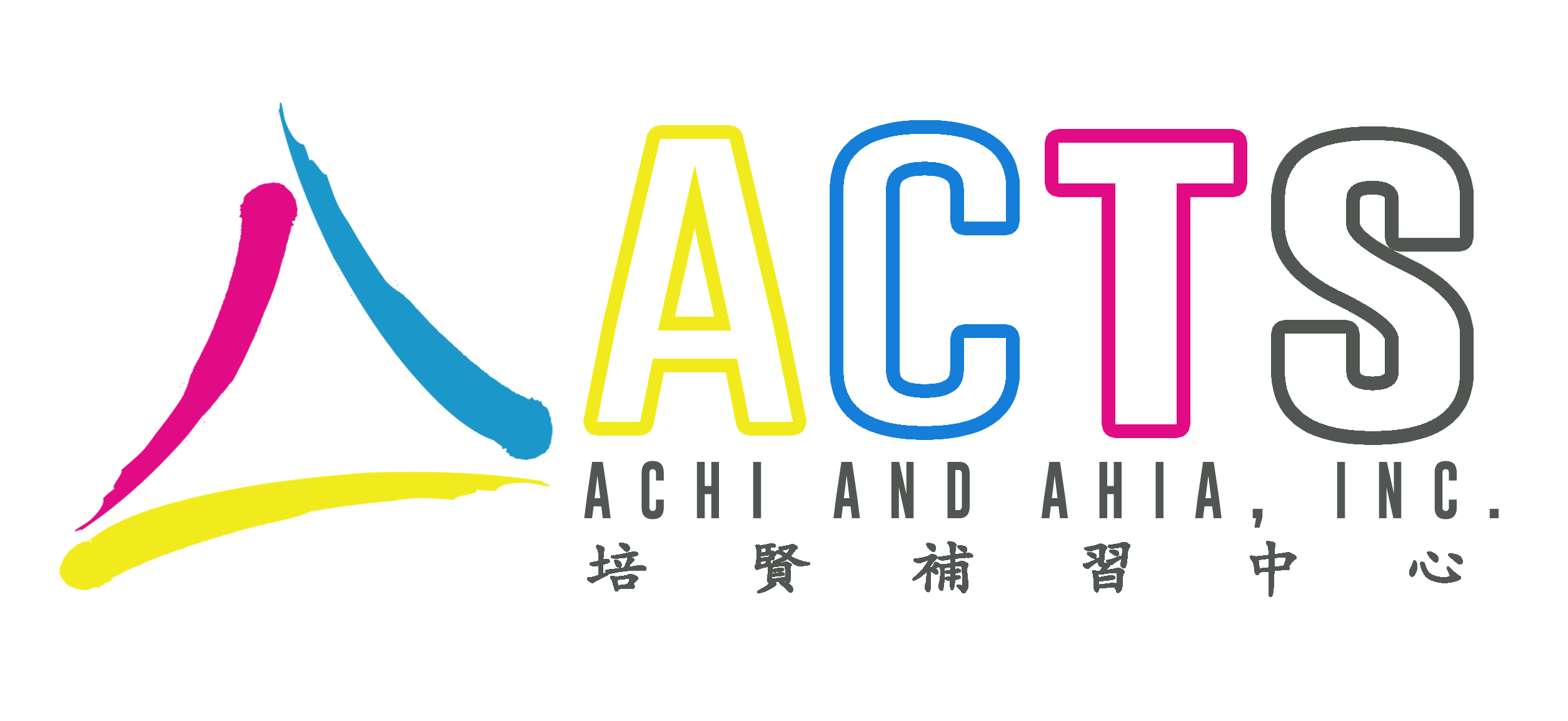 ACTS ACHI AND AHIA, INC.